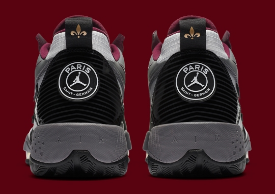 The Paris Saint-Germain x Jordan Connection Includes The Zoom '92
