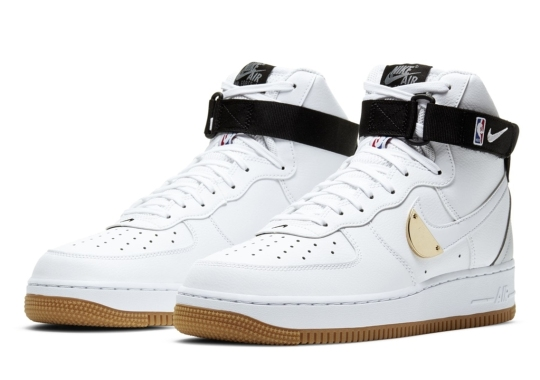 The Latest Nike Air Force 1 NBA Edition Inspired By Banned Accessories