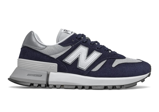 New Balance Tokyo Studio Presents The R_C1300 In Navy And Grey