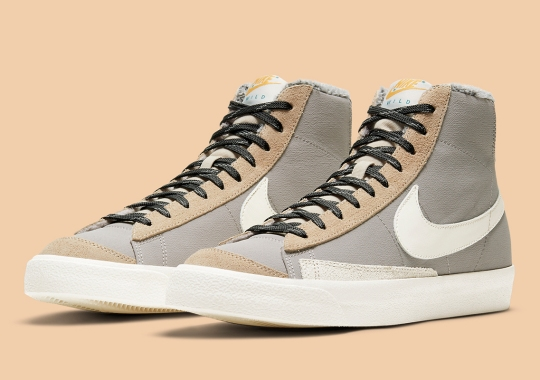 Nike's ACG Hike Nike Blazer Features Added Warmth