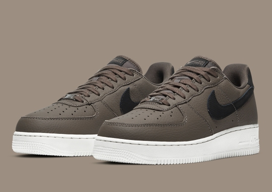 "Nike Air Force 1 Craft ""Ridgerock"" Is Arriving On October 3rd"
