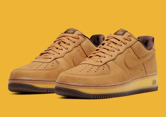 "The Nike Air Force 1 Low CO.JP ""Wheat"" From 2001 Is Returning Soon"