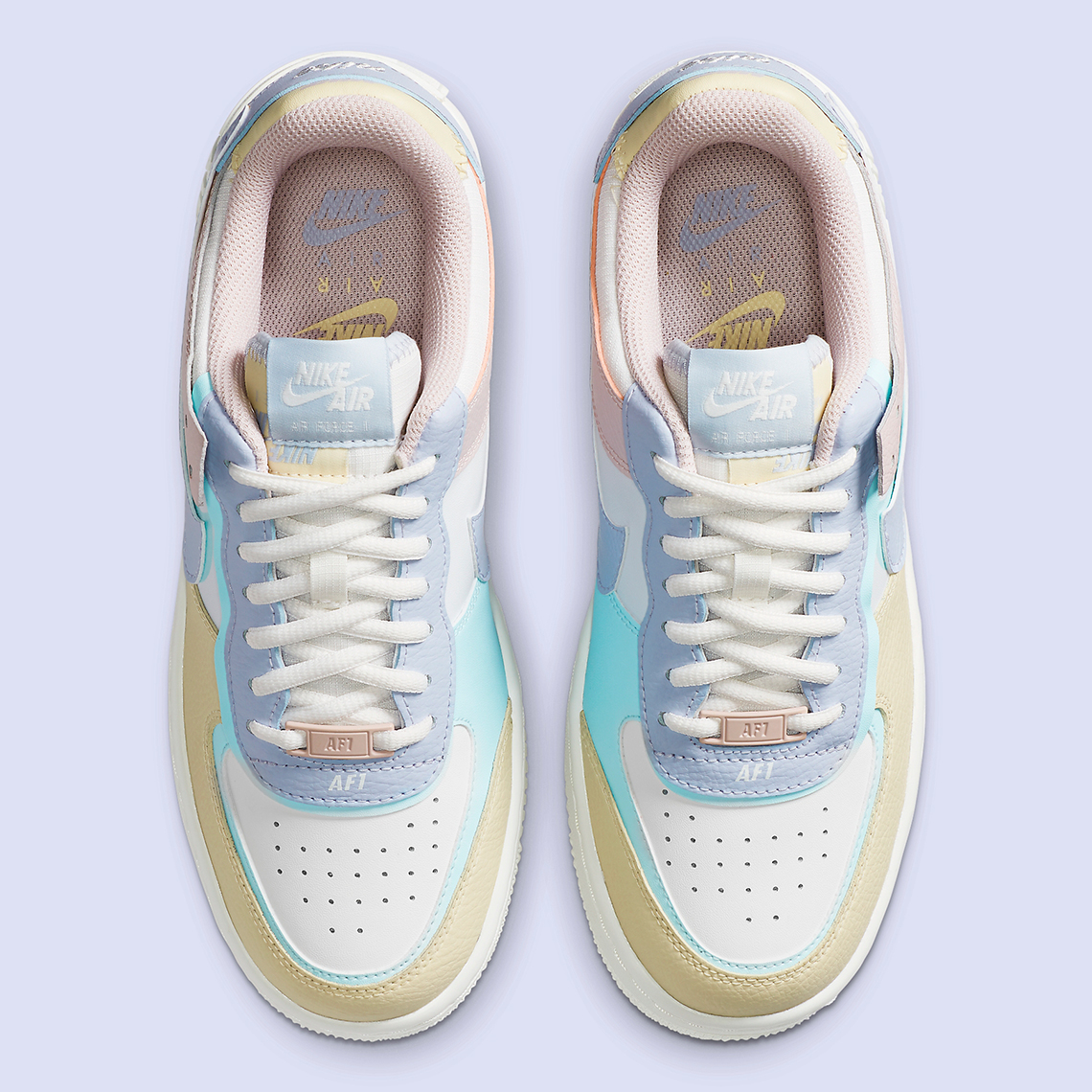 Nike Air Force 1 Shadow CI0919-106 | SneakerNews.com