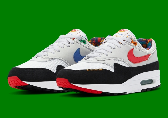 "Nike Air Max 1 Joins The ""Live Together, Play Together"" Pack"