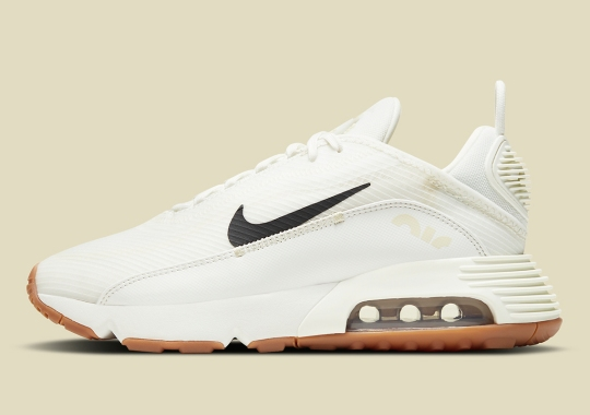 The Nike Air Max 2090 Skews To Lifestyle With Sail And Gum