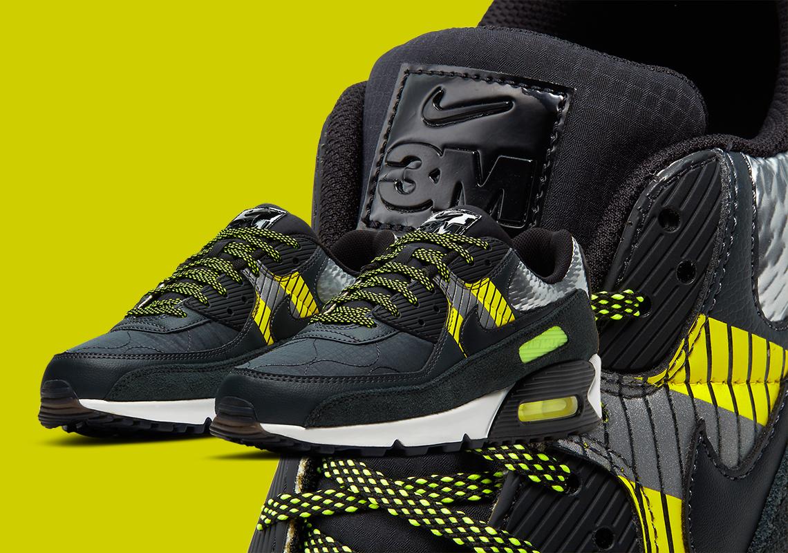 3M Nike Air Max 90 Winter CZ2975-002 Release Date | SneakerNews.com