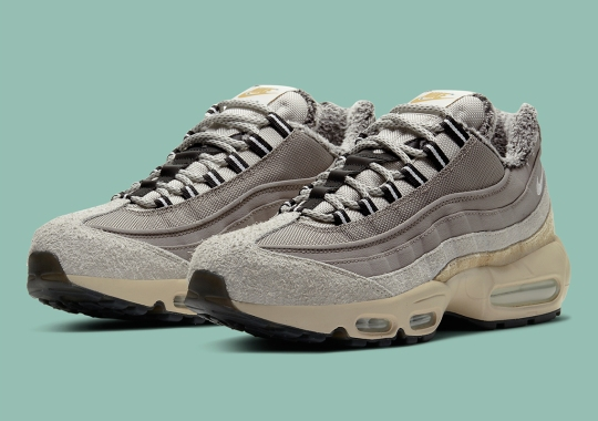 ACG's Hike Nike Man Returns On This Fur Lined Air Max 95 SE