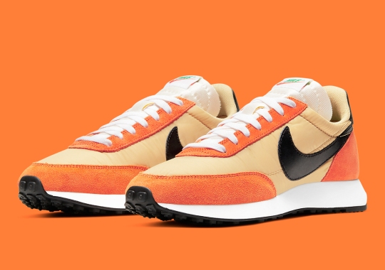 The Nike Air Tailwind 79 Is Coming Soon In Team Gold And Starfish