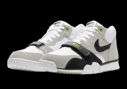 "Nike SB Brings Back ""Chlorophyll"" To The Air Trainer 1"