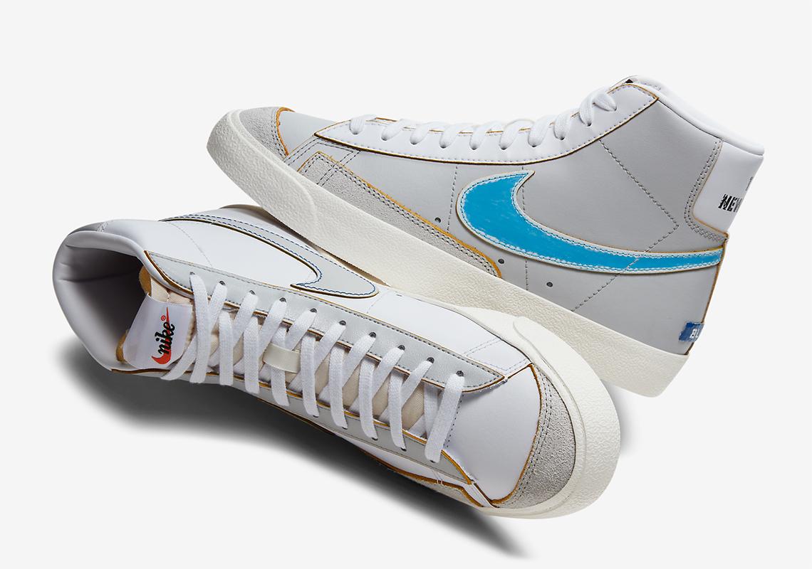 Nike Blazer Mid The New Way DC5203-100