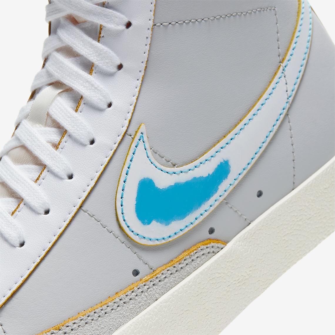 Nike Blazer Mid The New Way DC5203-100   SneakerNews.com