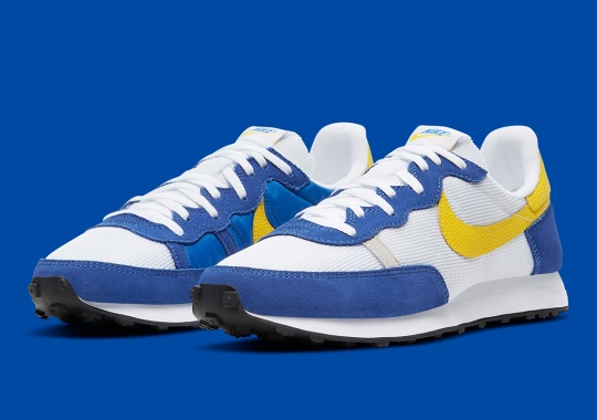 "The Nike Challenger OG Joins The ""Peace, Love, And Basketball"" Pack"