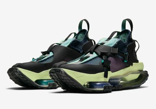 "Nike ISPA Road Warrior ""Clear Jade"" Releasing On October 23rd"