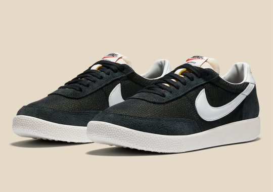 A Simple Black And White Appears On The Nike Killshot OG