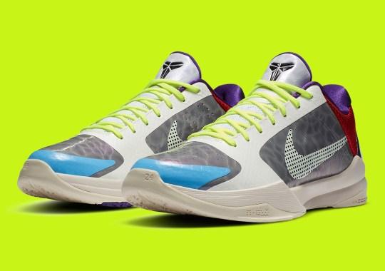 """The Nike Kobe 5 Protro """"PJ Tucker"""" Releases On September 25th"""