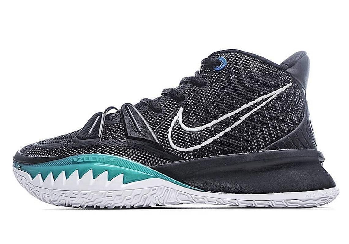 Nike Kyrie 7 Pre Heat Black Teal