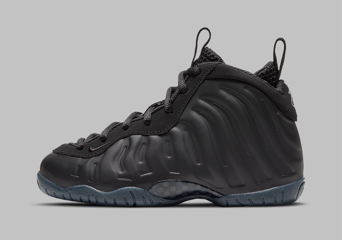 Nike Little Posite One Black Anthracite