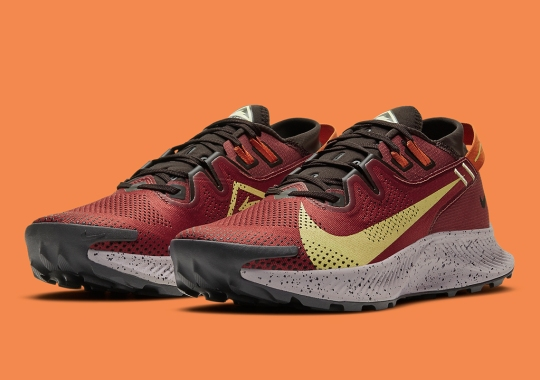 The Nike Pegasus Trail 2 Is Arriving Soon In Colors Matching Fall Leaves