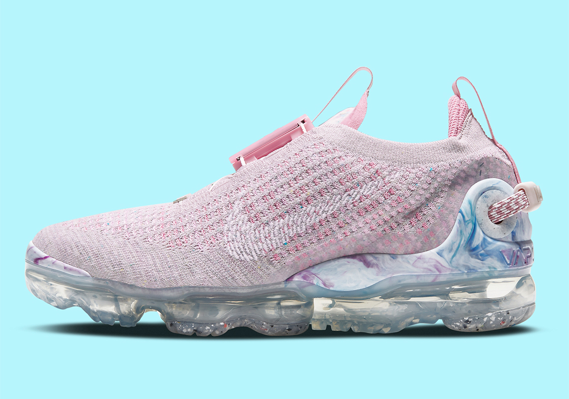 nike vapormax 2020 fk light arctic pink ct1933 500 sneakernews com nike vapormax 2020 fk light arctic pink