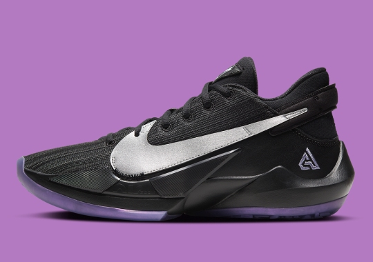 "Nike Zoom Freak 2 ""Dusty Amethyst"" Arriving On October 15th"