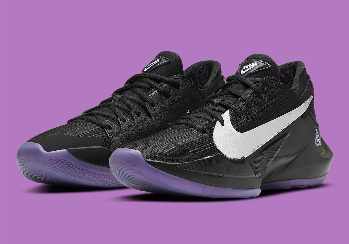 Giannis' Nike Zoom Freak 2 Dropping In