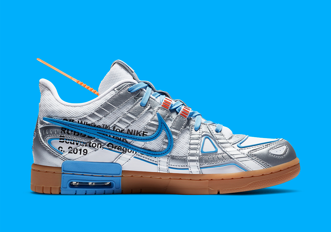 Off-White Nike Rubber Dunk Release Date