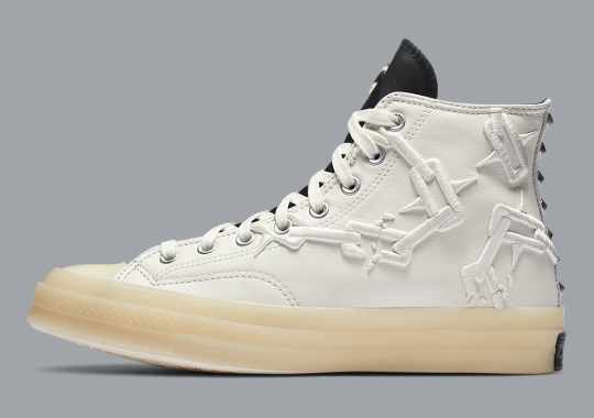 "Official Images Of The Russell Westbrook x Converse Chuck 70 ""Why Not?"""