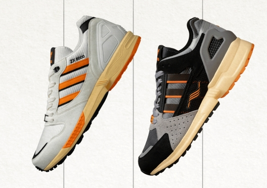 size? Continues 20th Anniversary Celebration By Delivering Two adidas ZX Collaborations