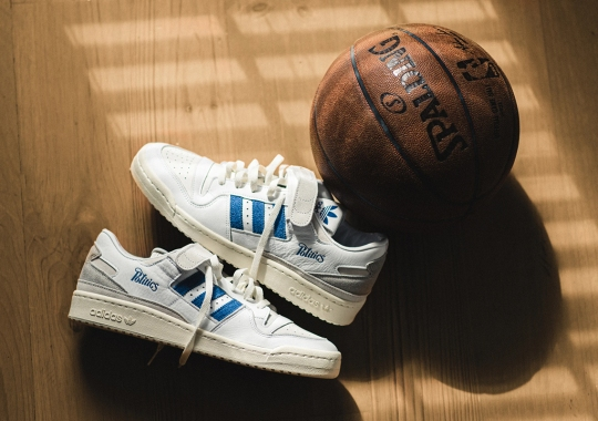 adidas Taps Sneaker Politics For A Forum '84 Relaunch Giveaway Event