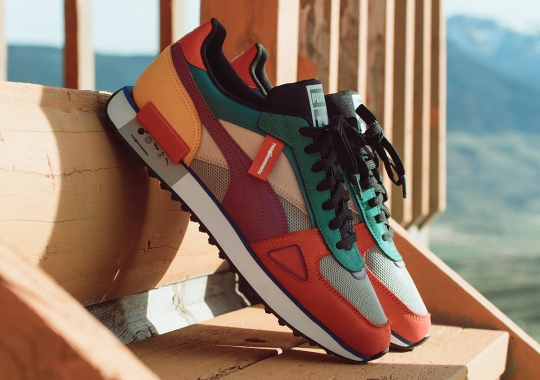 The Hundreds Utilizes Recycled Materials For Their Puma Future Rider Collaboration