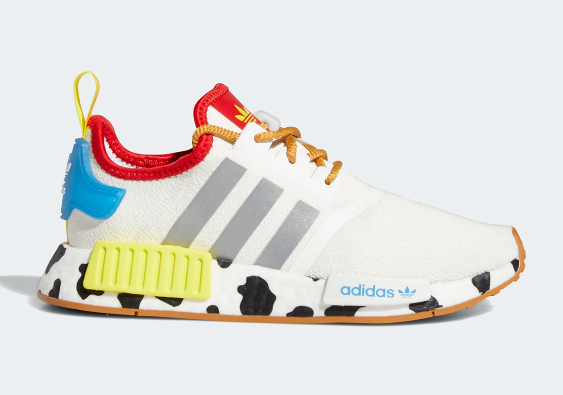 Toy Story adidas Dame 7 Buzz FY4924
