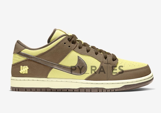 Undefeated x Nike Dunk Low Rumored For Summer 2021 Release