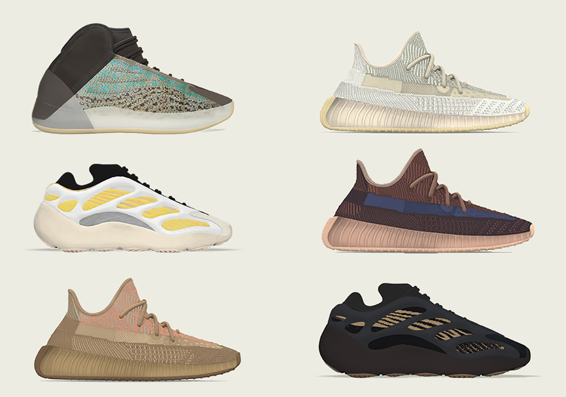 adidas Yeezy 350 Natural - Release Info
