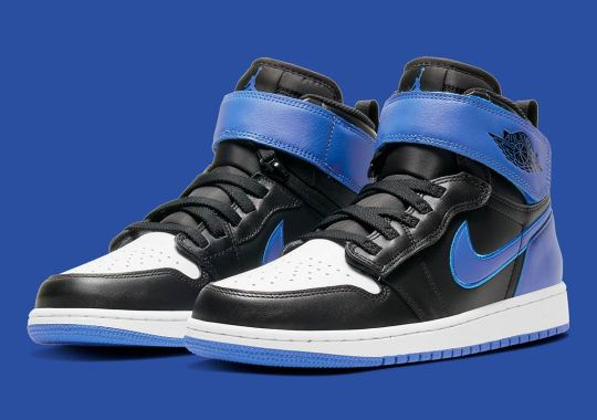 """The Air Jordan 1 FlyEase To Appear In A """"Royal"""" Inspired Colorway"""