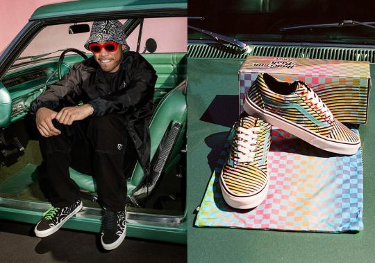 Anderson .Paak Joins Vans As Their First Global Music Ambassador, Prepares Collaborative Capsule In Celebration