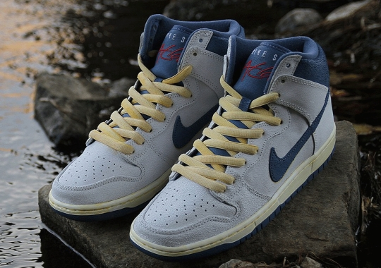 """The Atlas x Nike SB Dunk High """"Lost At Sea"""" Releases Tomorrow"""
