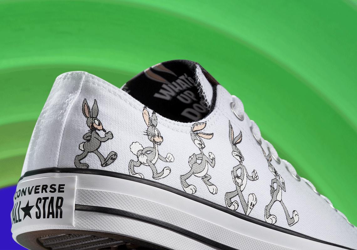 Bugs Bunny Converse Chuck 70 80th Anniversary | SneakerNews.com