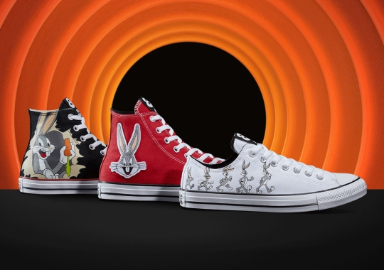 Converse Celebrates Bugs Bunny's 80th Anniversary On October 27th