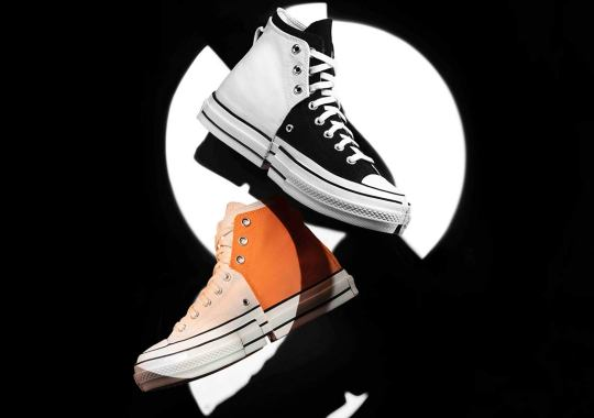 Feng Chen Wang Revives Her Runway Concept With The Converse Chuck 70 2-in-1
