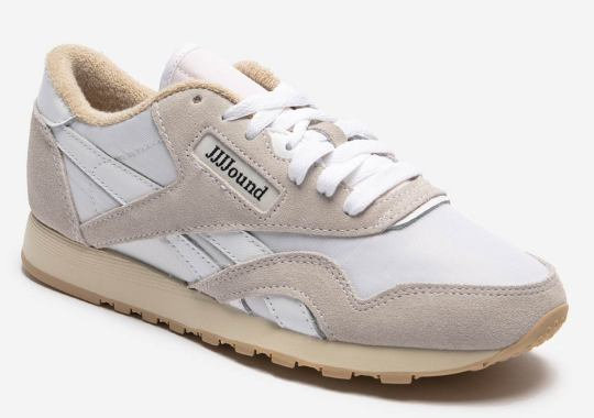 JJJJound x Reebok Classic Nylon To Release Again At Select Retailers