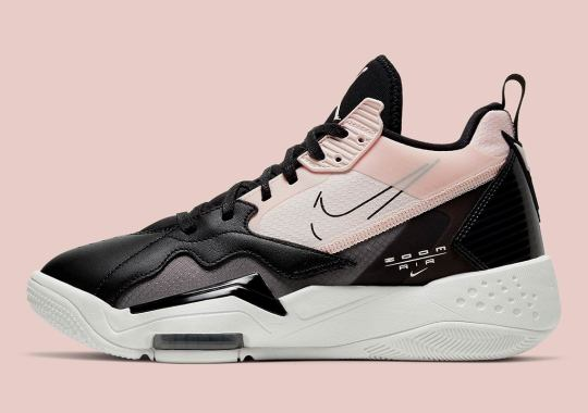 """Jordan Applies """"Guava Ice"""" To The Zoom '92 For Women"""