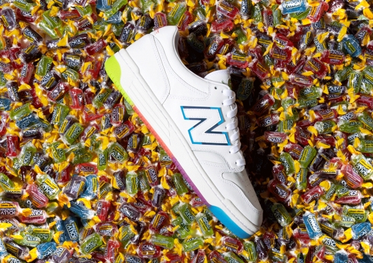 New Balance To Re-issue The 480 Model With The Help Of Kawhi Leonard And JOLLY RANCHER