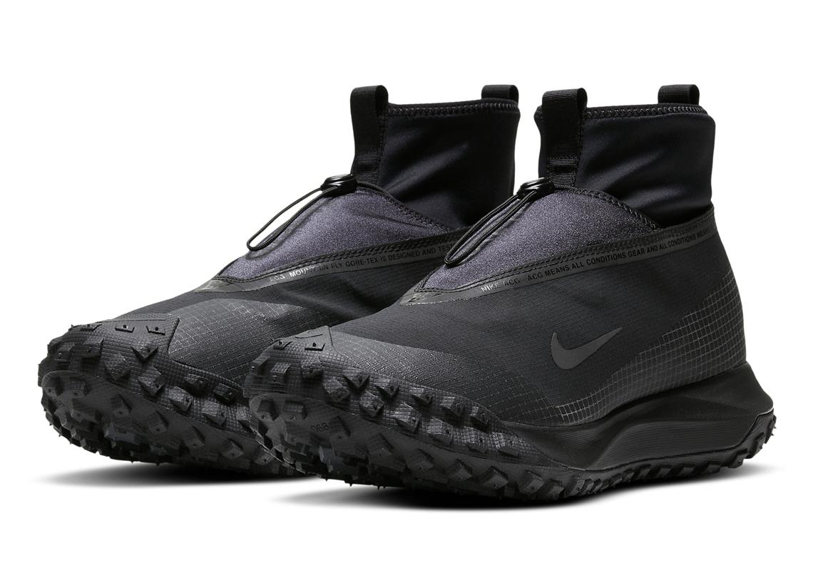Nike ACG Air Nasu *Gore-Tex* in gelb - CW6020 001   everysize