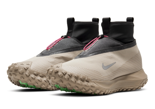 Nike's NEXT% System Inspired The ACG Mountain Fly And Air Nasu