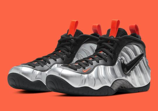 A Nike Air Foamposite Pro Is Coming For Halloween