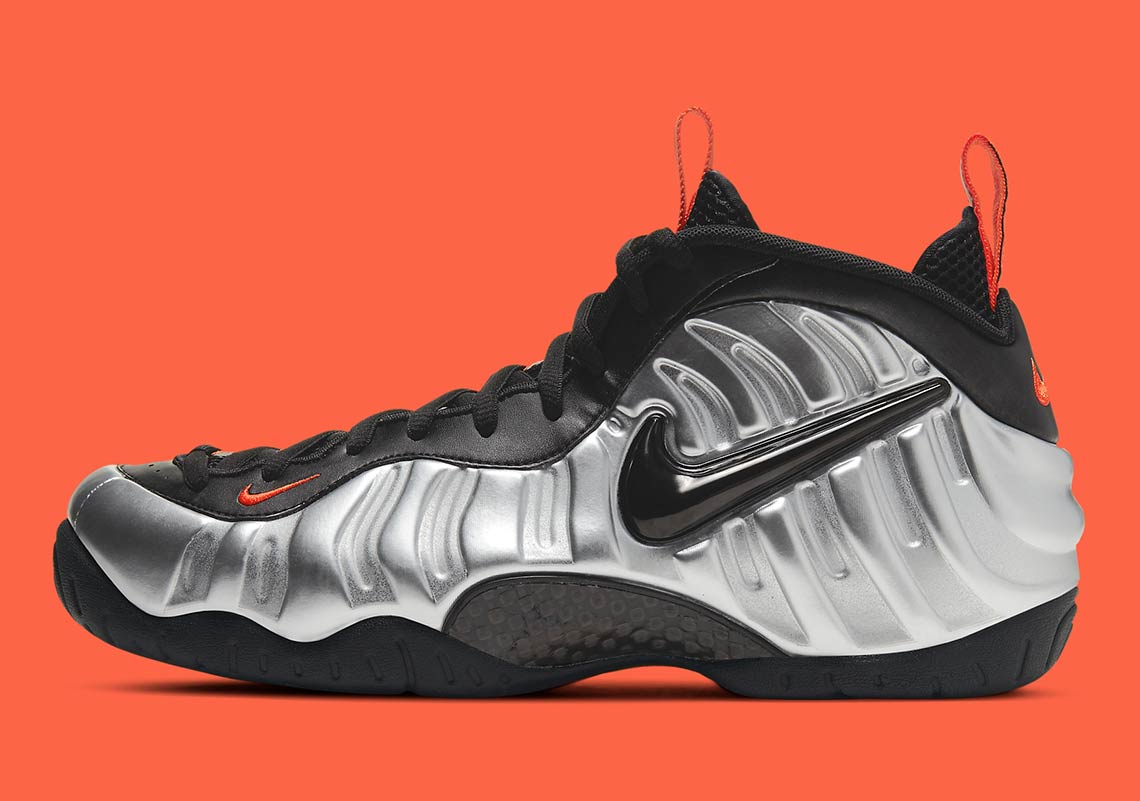 NIKE AIR FOAMPOSITE ONE PEARLIZED PINK 314996 ...