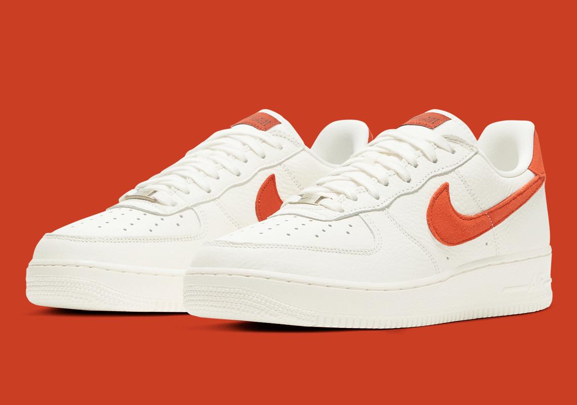 Nike Air Force 1 Low Mantra Orange