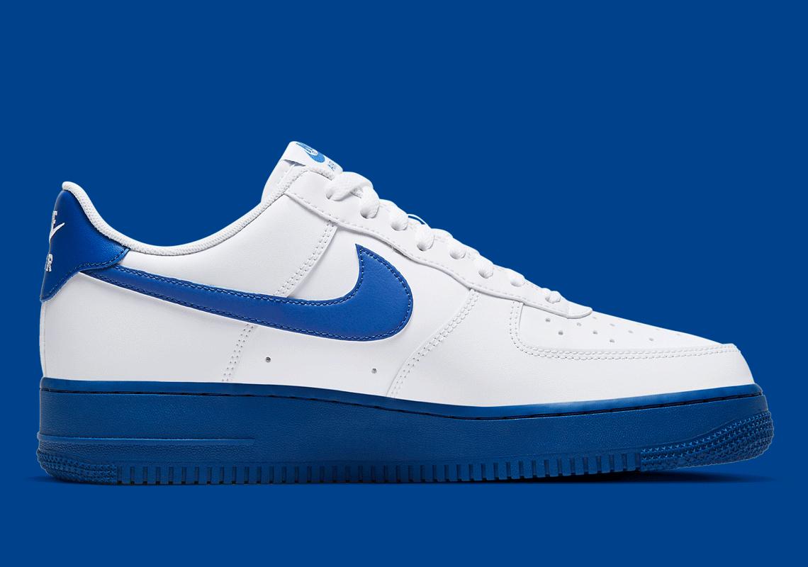 Nike Air Force 1 Low White Royal CK7663