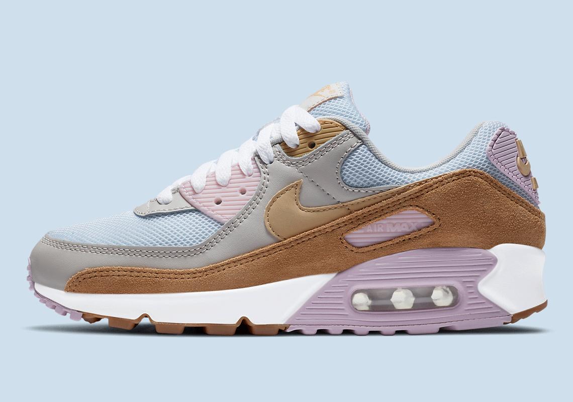 Nike Air Max 90 Womens Pastel DD6615-100   Gov
