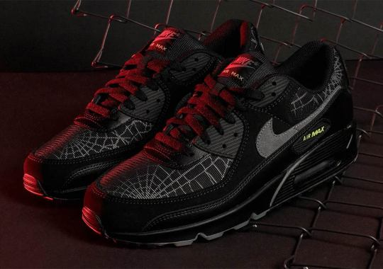 "Where To Buy The Nike Air Max 90 ""Halloween"""